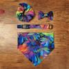 Timeless Treasures Rainbow Sparks 100% Cotton (TT Rainbow Sparks)