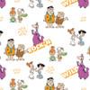 The Flintstones Gang's A Rock'n White 100% Cotton (Flintstones 6)