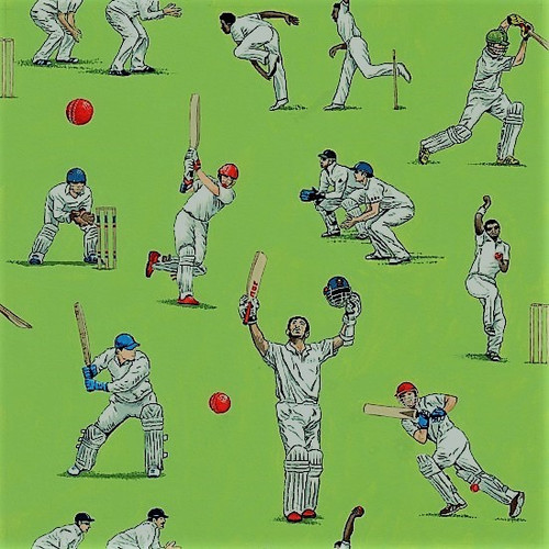 Nutex All Rounder Cricket Players Green 100% Cotton (All Rounder 1)