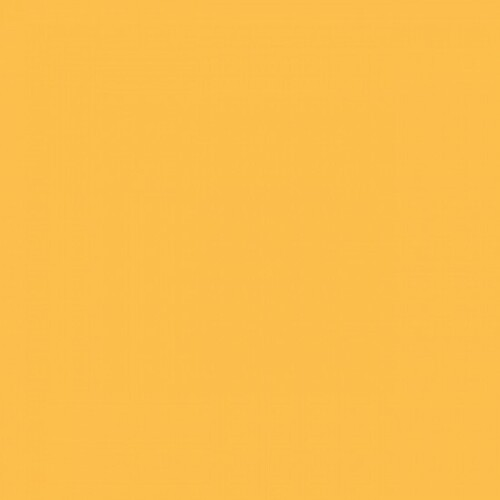 Plain Yellow 100% Cotton Remnant (38 x 110cm Yellow)