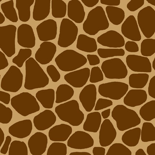 World Of Susybee Zoe The Giraffe Skin Brown 100% Cotton (Susybee 6)