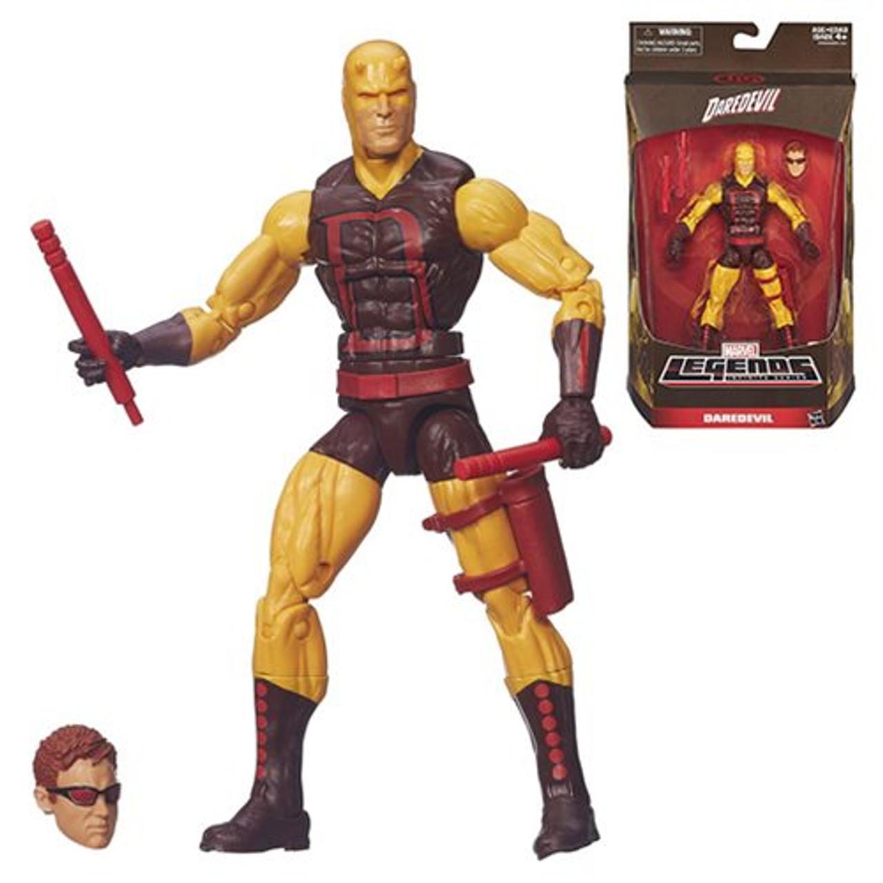 Daredevil Action Figure Marvel Select