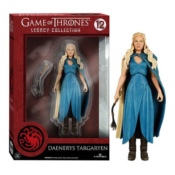 Game of Thrones Daenerys Targaryen Legacy Series 2 Action Figure
