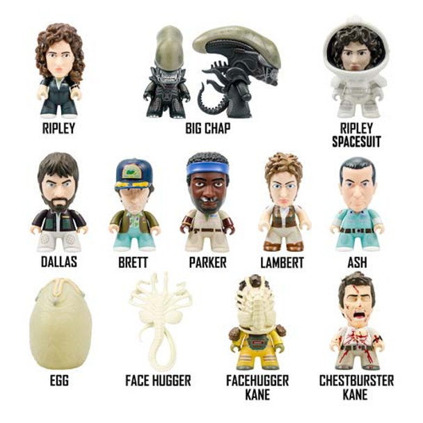 Alien Titans Nostromo Collection Mini-Figure Random Boxes - 4