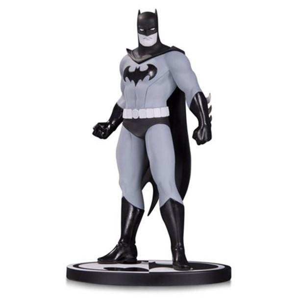 Batman Black and White Batman by Amanda Conner Statue
