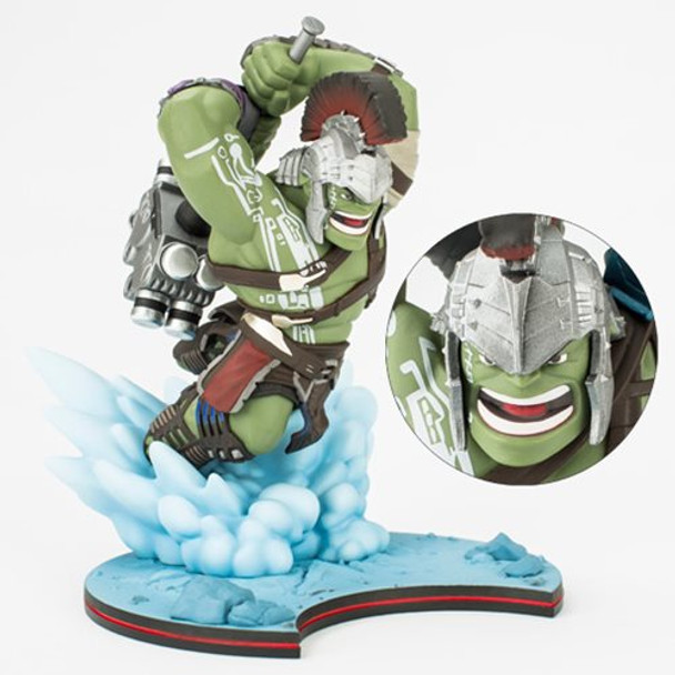 QMx Thor Ragnarok Hulk Q-Fig MAX Figure