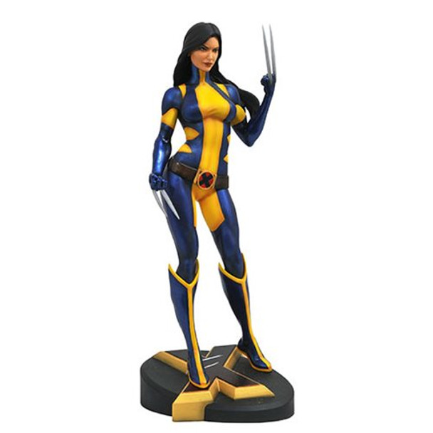 Marvel Gallery Unmasked X-23 Statue - Convention 2018 Exclusive