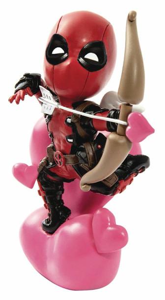 Marvel Comics Deadpool Cupid MEA-004 Mini Egg Attack Vinyl Figure - Previews Exclusive