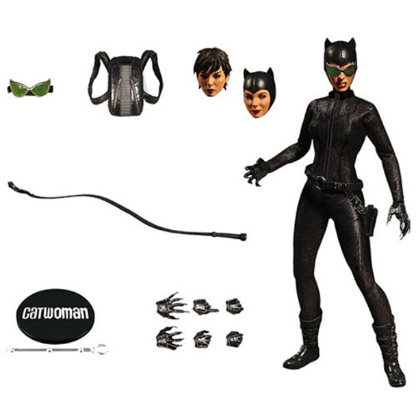 Mezco Toys One: 12 Collective: DC Catwoman Action Figure