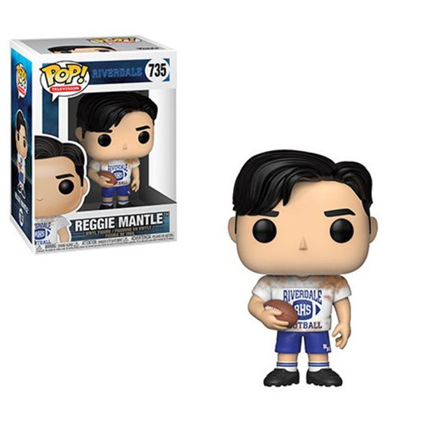 Riverdale Dream Sequence Reggie in Football Uniform Pop! Vinyl Figure #735