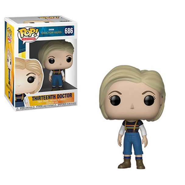 Doctor Who Thirteenth Doctor Pop! Vinyl Figure #686