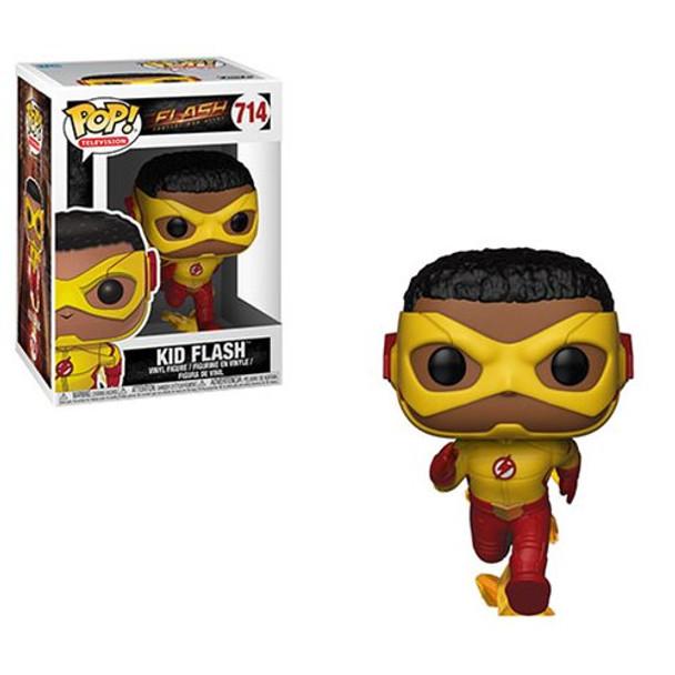 The Flash Kid Flash Pop! Vinyl Figure #714