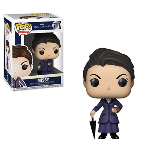 Doctor Who Missy Pop! Vinyl Figure #711
