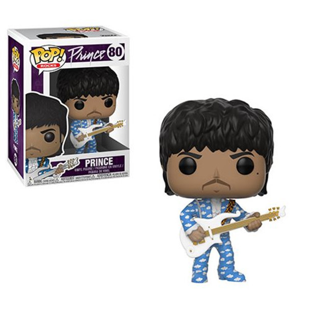 Prince Around the World in a Day Pop! Vinyl Figure #80