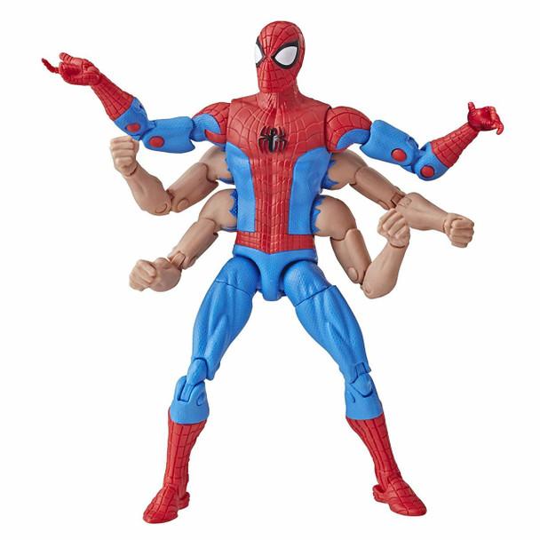 Marvel Legends Amazing Spider-Man Wave 11 - Six Arm Spider-Man