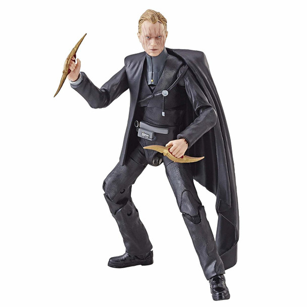 Star Wars The Black Series 6-Inch Action Figure Wave 20 - Dryden Vos