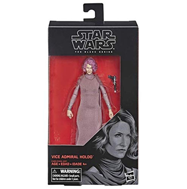Star Wars The Black Series 6-Inch Action Figure Wave 20 - Vice Admiral Holdo