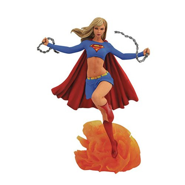 DC Comic Gallery Supergirl Statue