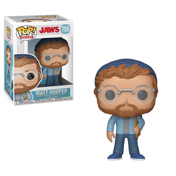 Jaws Matt Hooper Pop! Vinyl Figure