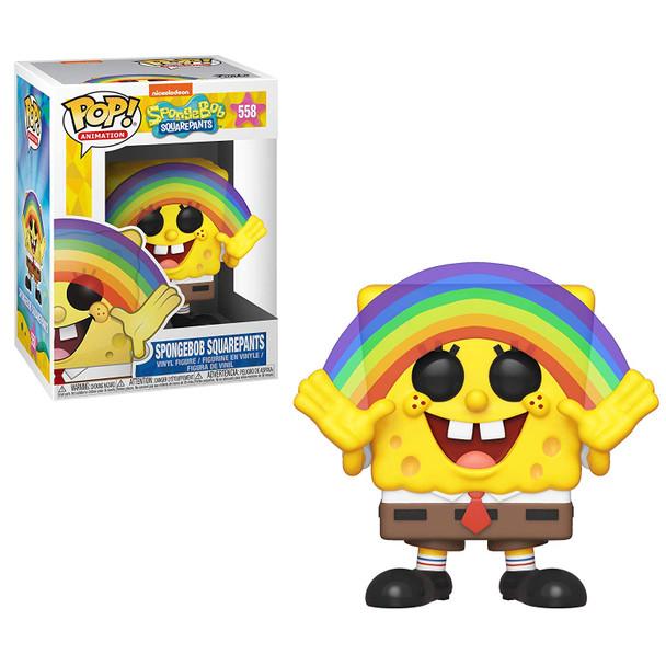 Spongebob Squarepants Spongebob Rainbow Pop! Vinyl Figure