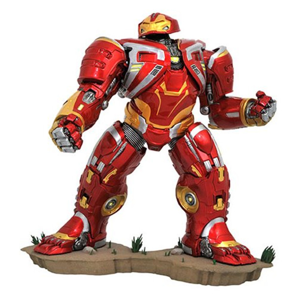 Marvel Gallery Infinity War Dlx. Hulkbuster MK2 Statue
