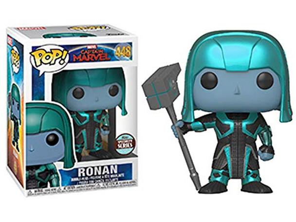 POP! Funko Marvel Captain Marvel Ronan Vinyl Figure