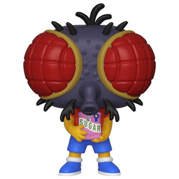 Simpsons Bart Fly Boy Pop! Vinyl Figure