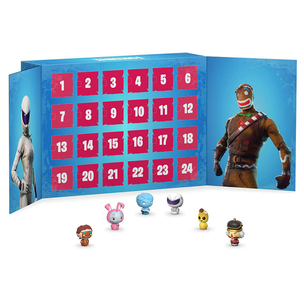 Fortnite Pocket Pop! Advent Calendar