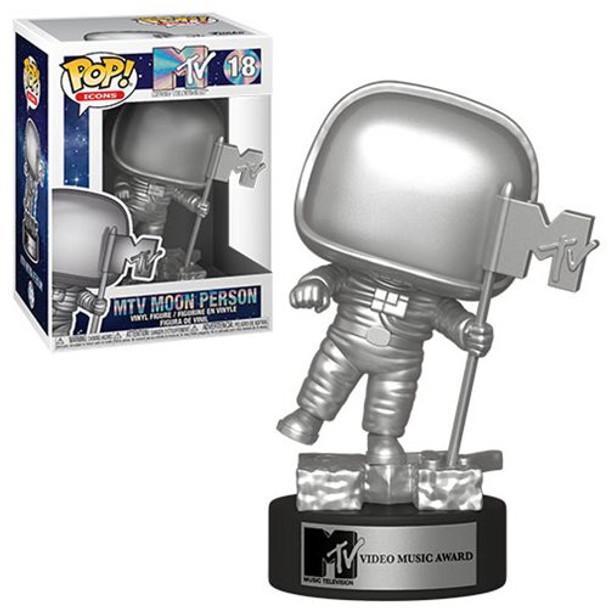 MTV Moon Person Pop! Vinyl Figure