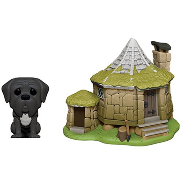 Harry Potter Hagrid's House with Fang Pop! Town