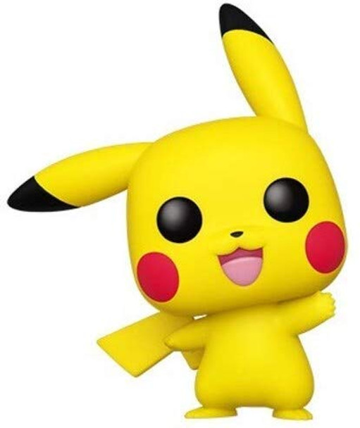 Pokemon Pikachu Waving Pop! Vinyl Figure #553