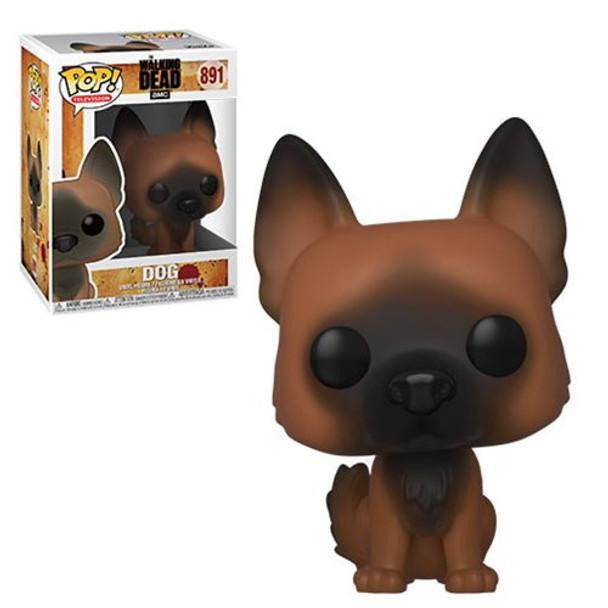 The Walking Dead Dog Pop! Vinyl Figure
