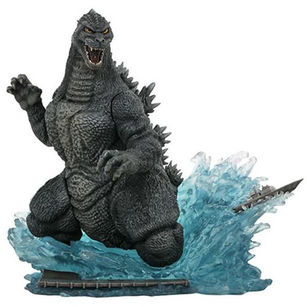 Godzilla Gallery 1991 Godzilla Deluxe Statue