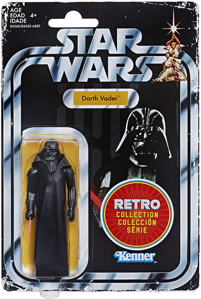 Star Wars The Retro Collection Darth Vader Action Figure