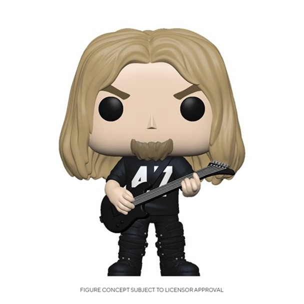 Slayer Jeff Hanneman Pop! Vinyl Figure