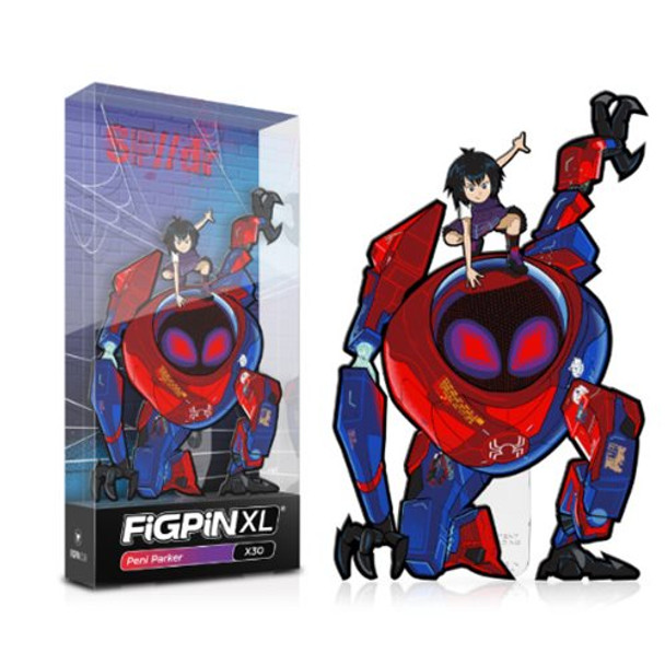 Spider-Man: Into the Spider-Verse Peni Parker FiGPiN XL Enamel Pin