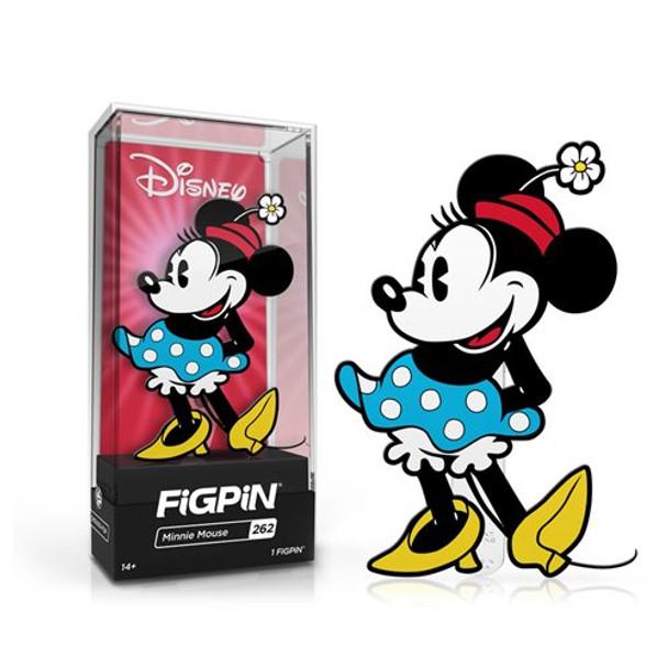 Disney Minnie Mouse FiGPiN Enamel Pin