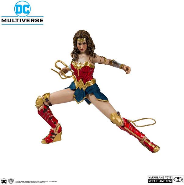 McFarlane Toys DC Multiverse Wonder Woman: Wonder Woman 84 Action Figure