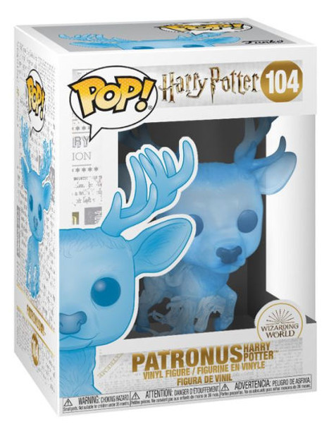 Harry Potter Patronus Harry Potter Pop! Vinyl Figure