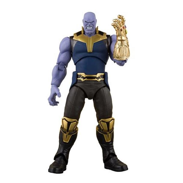 Avengers: Infinity War Thanos SH Figuarts Action Figure