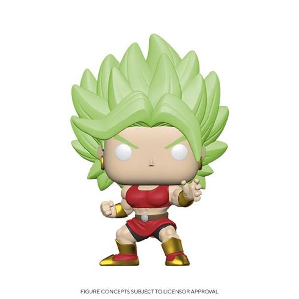 Dragon Ball Super Super Saiyan Kale Pop! Vinyl Figure