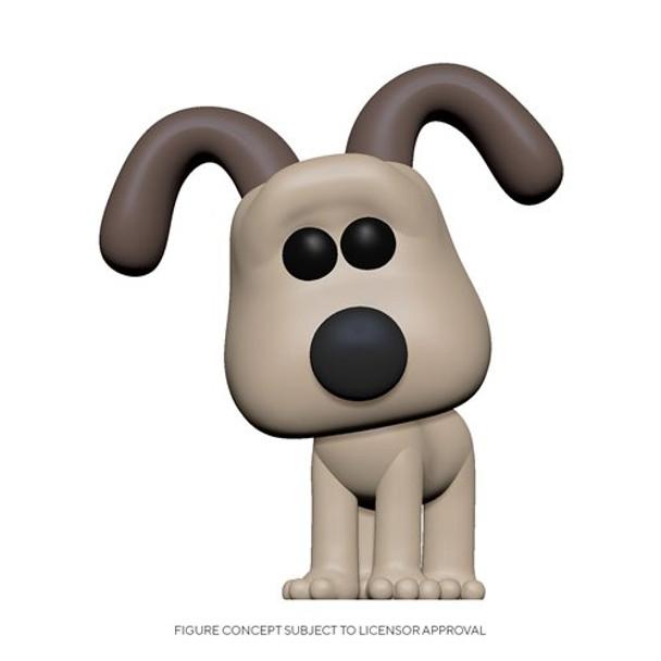 Wallace & Gromit Gromit Pop! Vinyl Figure