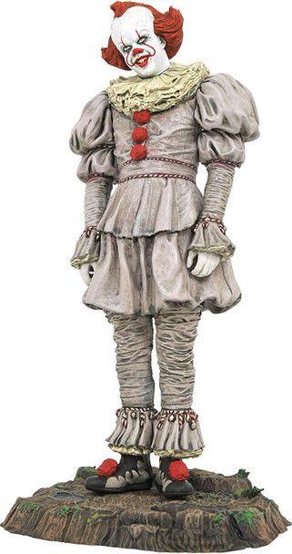 It 2 Gallery Pennywise Swamp Statue