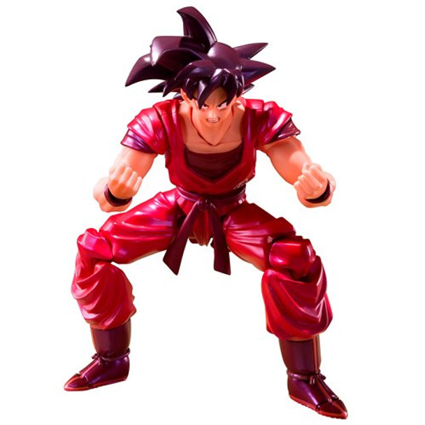 Dragon Ball Son Goku Kaioken Ver. SH Figuarts Action Figure