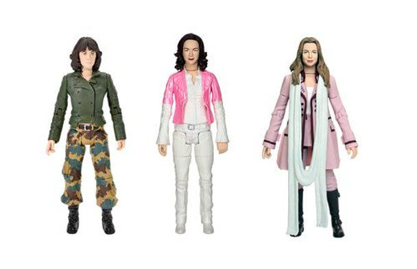 Doctor Who Companions of the Fourth Doctor Action Figure Set
