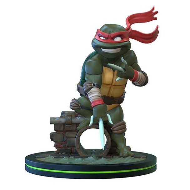 Teenage Mutant Ninja Turtles Raphael Q-Fig