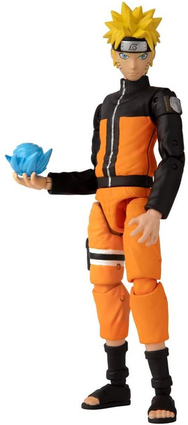 Naruto Anime Heroes Uzumaki Naruto Action Figure