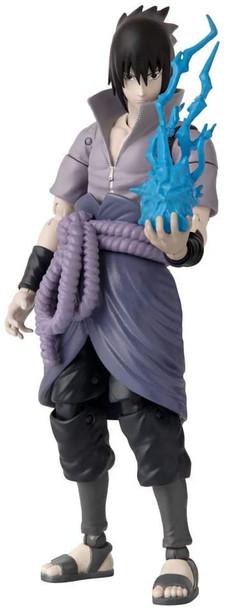Naruto Anime Heroes Uchiha Sasuke Action Figure