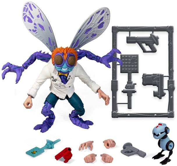 Teenage Mutant Ninja Turtles Ultimates Baxter Stockman 7-Inch Action Figure Version 2