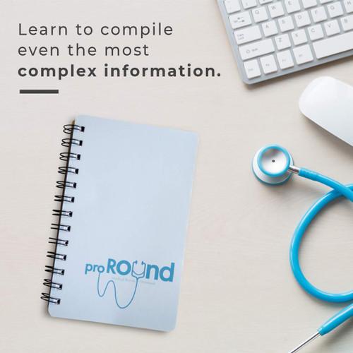 proRound Medical Notebook